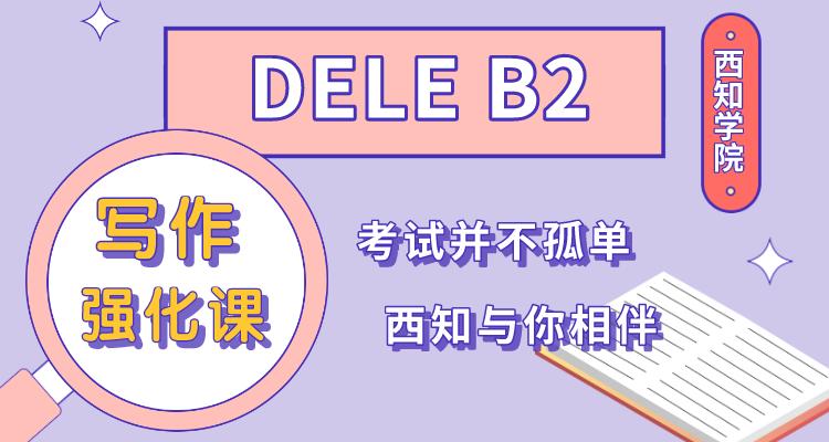 DELE B2 写作强化课